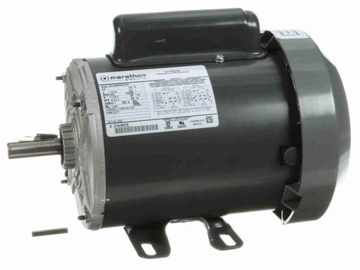 "Marathon C663  6-1/2"" Diameter High Torque Farm Duty Motor - C663"