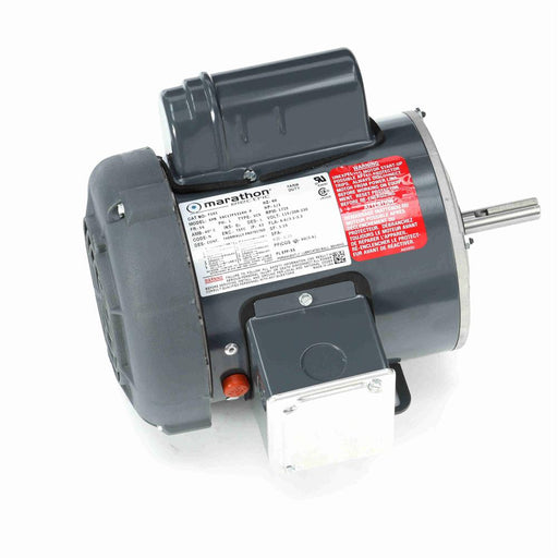 "Marathon F101  6-1/2"" Diameter High Torque Farm Duty Motor - F101"