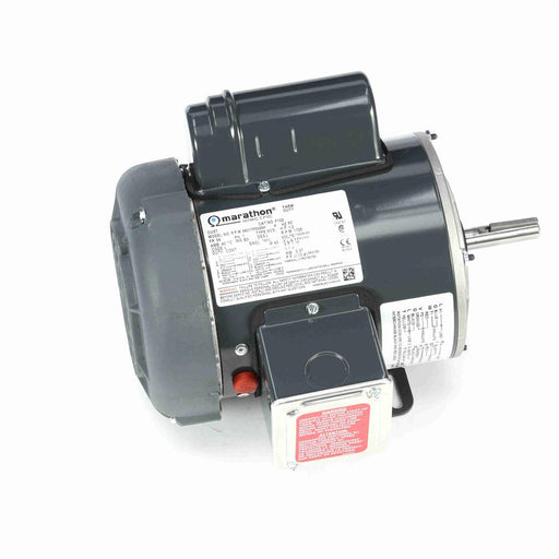 "Marathon F102  6-1/2"" Diameter High Torque Farm Duty Motor - F102"
