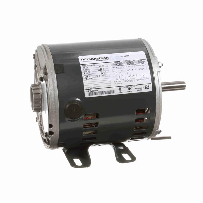 "Marathon K318  6-1/2"" Diameter General Purpose Motor - K318"
