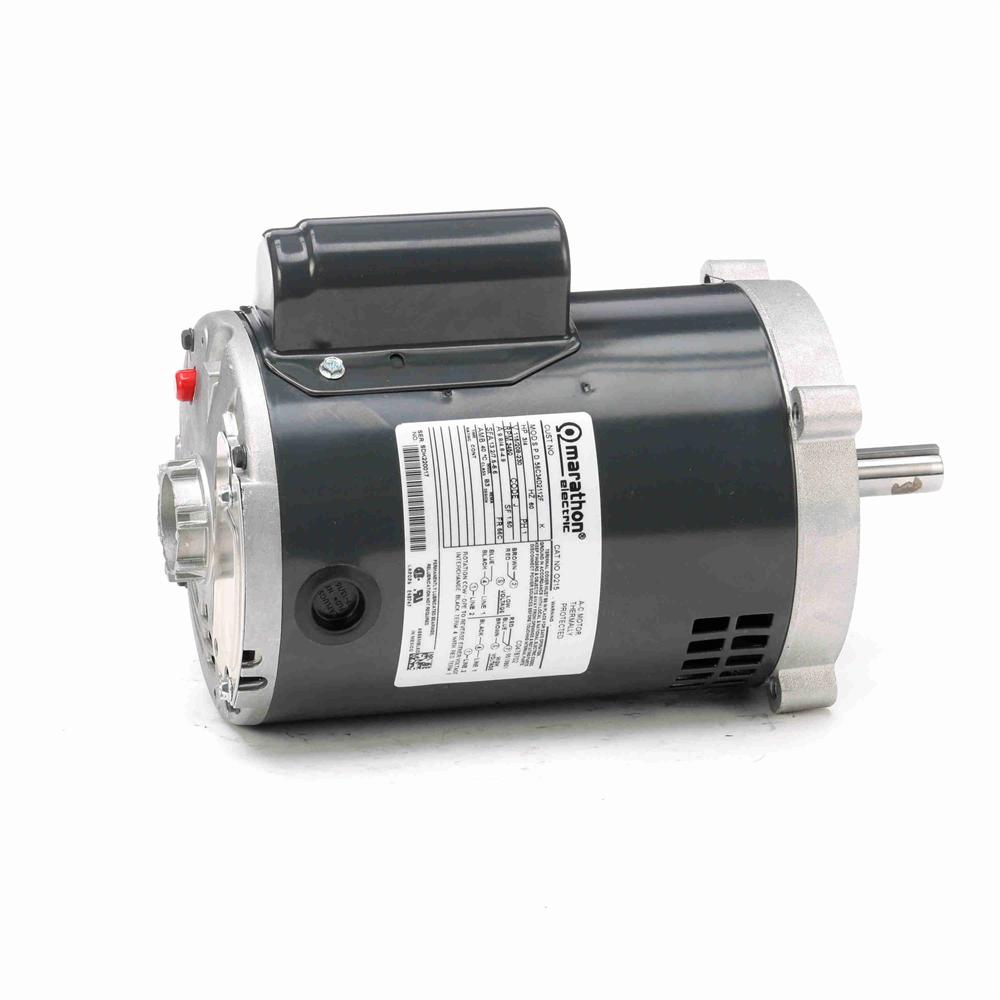 Oil Burner Motors