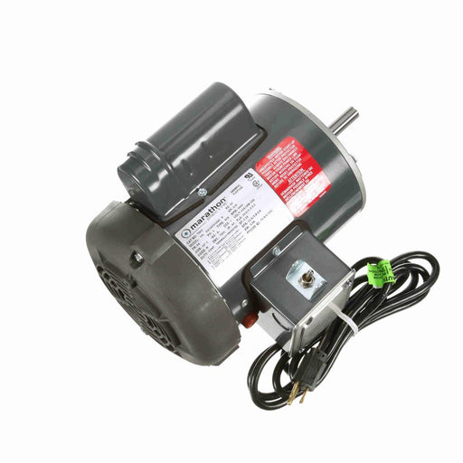 "Marathon T013  6-1/2"" Diameter Woodworking/Power Tool Motor - T013"
