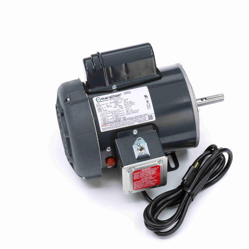 "Marathon T015  6-1/2"" Diameter Woodworking/Power Tool Motor - T015"