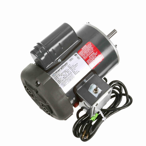 "Marathon T016  6-1/2"" Diameter Woodworking/Power Tool Motor - T016"