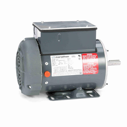 "Marathon T019  6-1/2"" Diameter Woodworking/Power Tool Motor - T019"