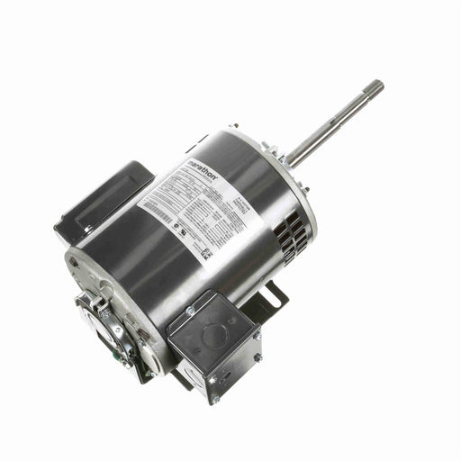"Marathon X601  6-1/2"" Diameter Huebsch OEM Replacement Blower Motor - X601"