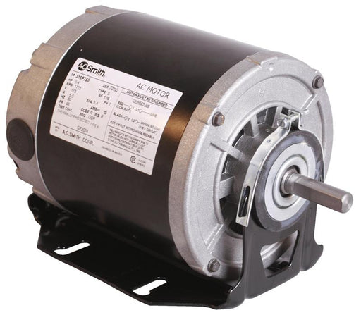 "Rotom BF-4708 Shaded Pole 5.6"" Diameter Belt Drive Blower Motor - BF-4708"
