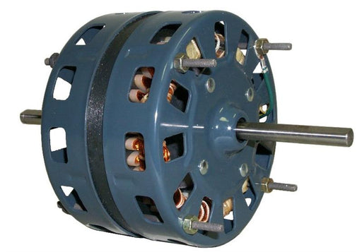 "Rotom M4-R2655 PSC (Permanent Split Capacitor) Double Shafted 5"" Diameter General Purpose Motor - M4-R2655"