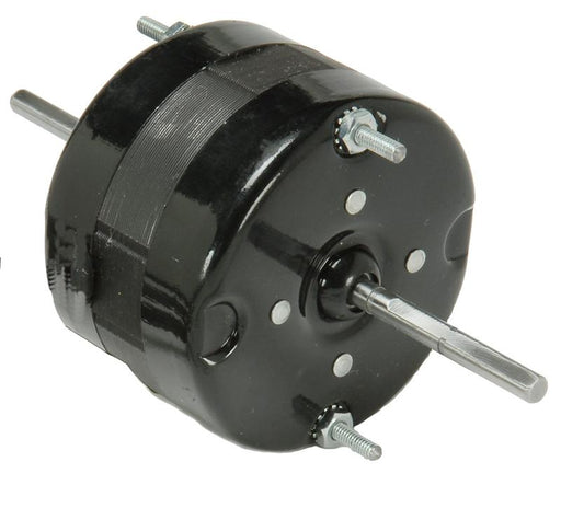 "Rotom O1-R416 Shaded Pole Double Shafted 3.3"" Diameter General Purpose Motor - O1-R416"