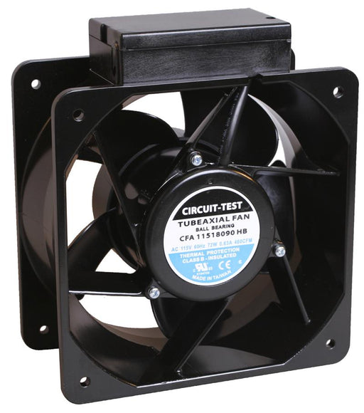 Rotom T8-RF249 Shaded Pole General Purpose Axial Fan Motor - T8-RF249