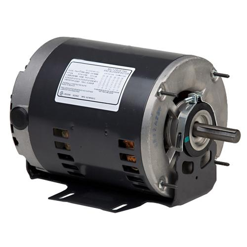 U.S. Motors 8489  Three Phase Commercial Belt Drive Fan and Blower Motor - 8489