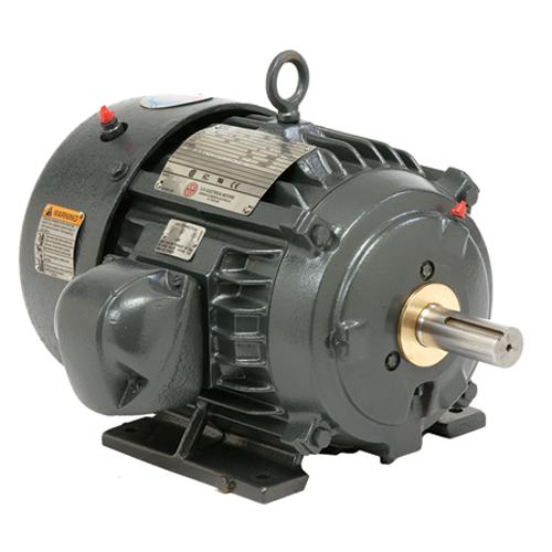 U.S. Motors 8P125P2CS  Three Phase Premium Efficient General Purpose Motor - 8P125P2CS