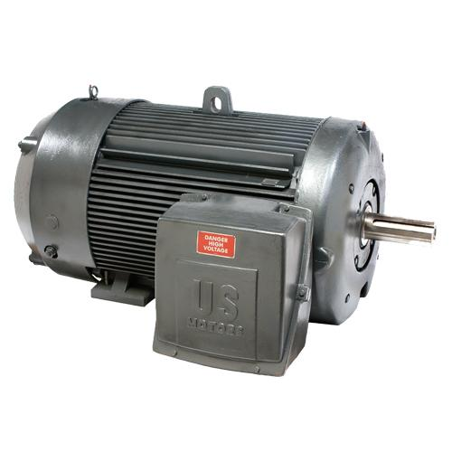 U.S. Motors C250P3WB  Three Phase General Purpose Motor - C250P3WB