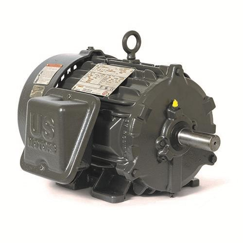 U.S. Motors CD75P1FS  Three Phase Premium Efficient General Purpose Motor - CD75P1FS