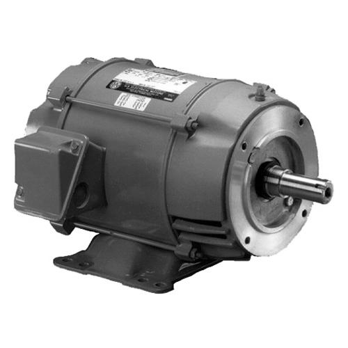 U.S. Motors 3 Phase Premium Efficient Close Coupled Pump Motor - DJ10P3DP