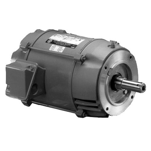 U.S. Motors 3 Phase Premium Efficient Close Coupled Pump Motor - DJ15P2DU