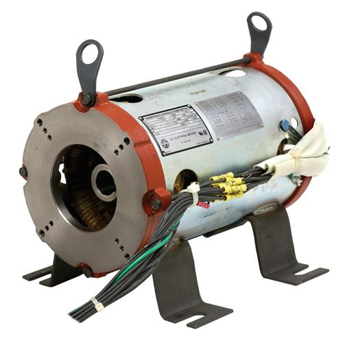 U.S. Motors EZ25S1GZ  Three Phase Submersible Elevator Motor - EZ25S1GZ