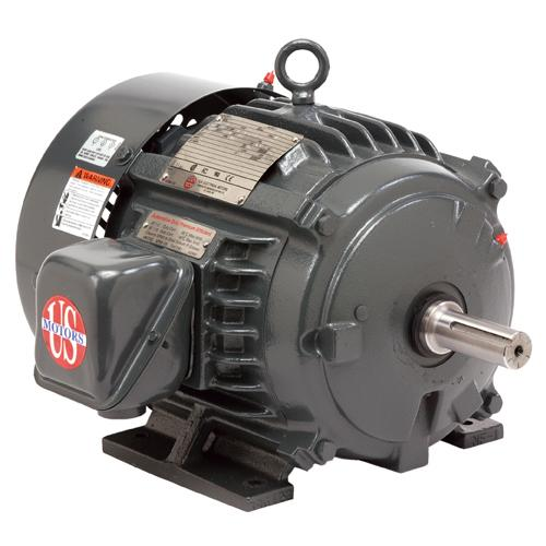 U.S. Motors H75P2ES  Three Phase Premium Efficient General Purpose Motor - H75P2ES