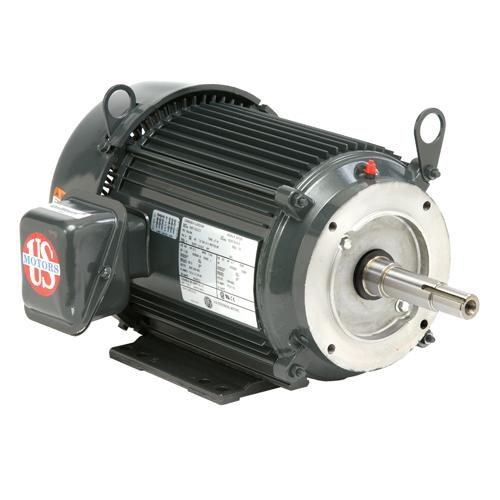 U.S. Motors HJ30P1BM  Three Phase Premium Efficient Close Coupled Pump Motor - HJ30P1BM