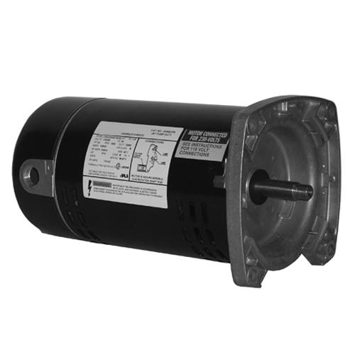 U.S. Motors JS0332-2  Capacitor Start Square Flange Jet Pump Motor - JS0332-2