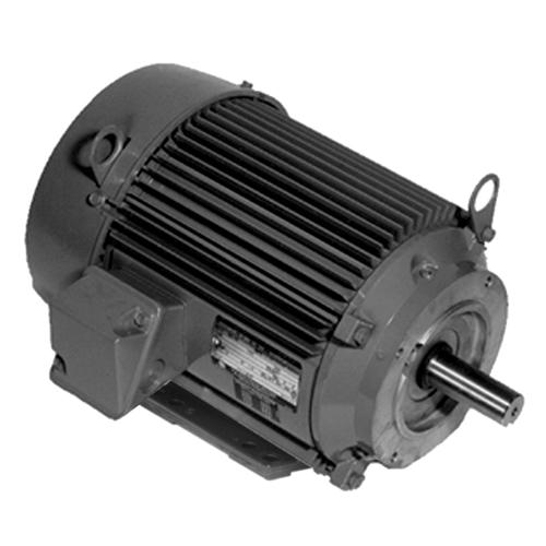 U.S. Motors U25P1DCR  Three Phase Premium Efficient General Purpose Motor - U25P1DCR