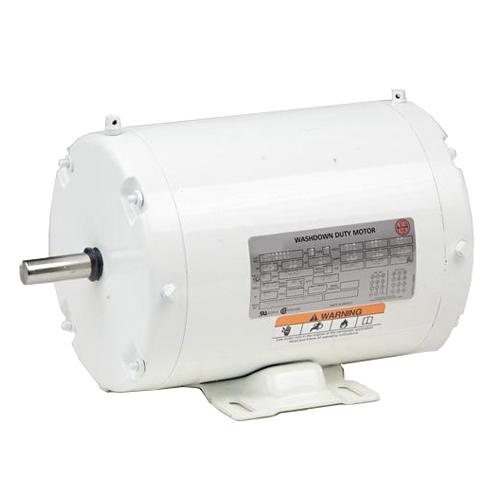 U.S. Motors 3 Phase Washdown Duty Motor - WD34S2A