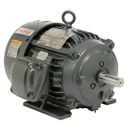 U.S. Motors YC100P2B  Three Phase Premium Efficient General Purpose Hazardous Location Motor - YC100P2B