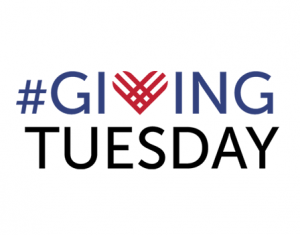 Giving Tuesday is Next Week!