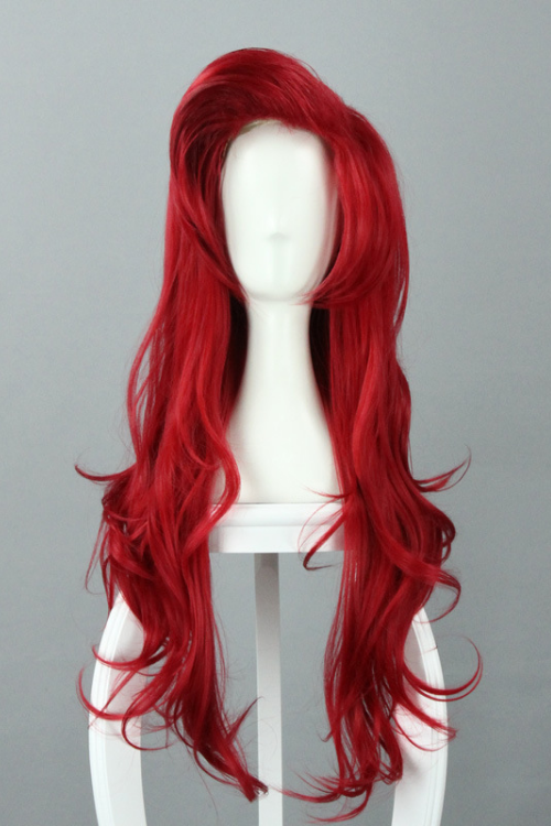 Batman Poison Ivy Anime Cosplay Wig