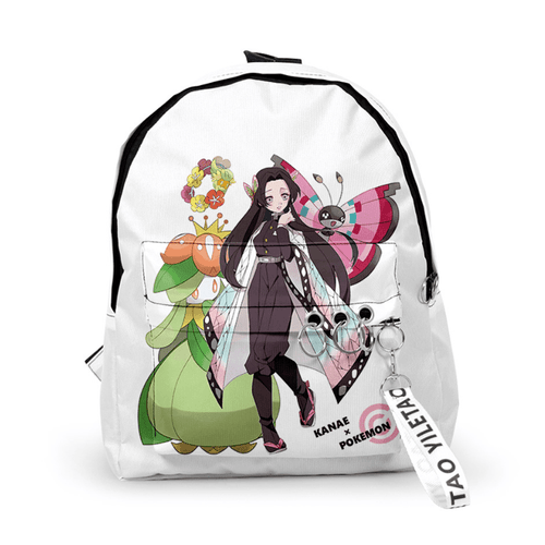 Demon Slayer: Kimetsu no Yaiba Kochou Kanae Backpack