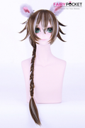 Yume Oukoku to Nemureru 100 Nin no Ouji-sama Cheshire cat Anime Cosplay Wig