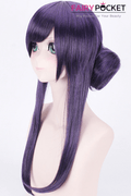 LoveLive Nozomi Toujou Anime Cosplay Wig - Buns