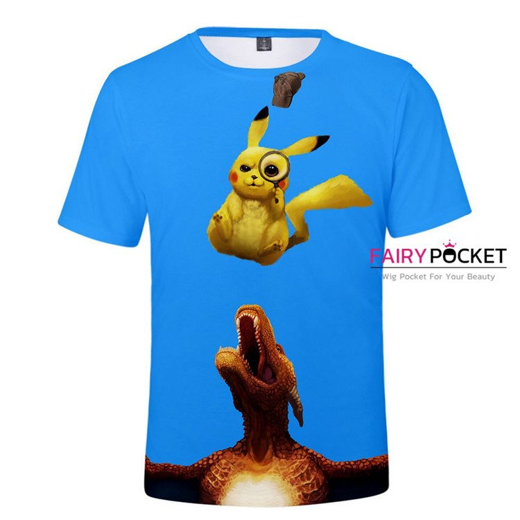 Pokemon Pikachu T-Shirt - K