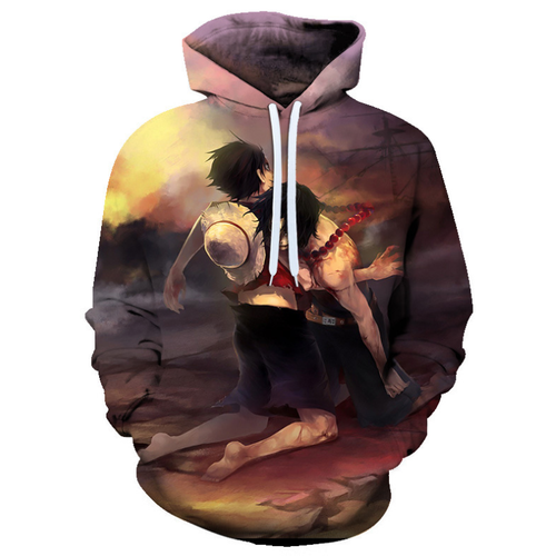 One Piece Anime Hoodie - EY