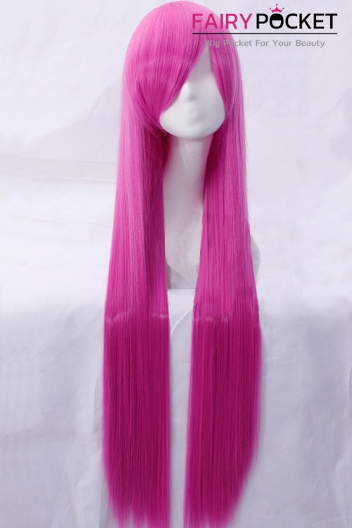 Adventure Time Princess Bubblegum Cosplay Wig