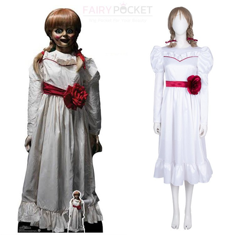 Annabelle: Comes Home Annabelle Cosplay Costume
