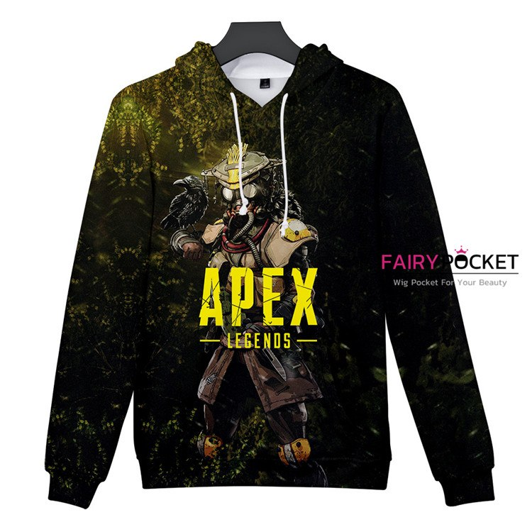 Apex Legends Bloodhound Hoodie - D