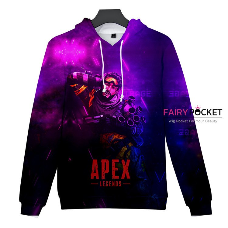Apex Legends Mirage Hoodie