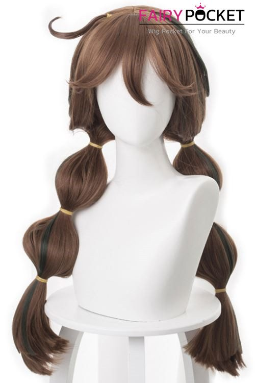 Arknights Cuora Cosplay Wig