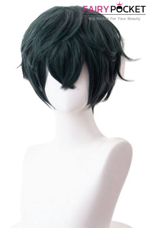 Arknights Faust Cosplay Wig