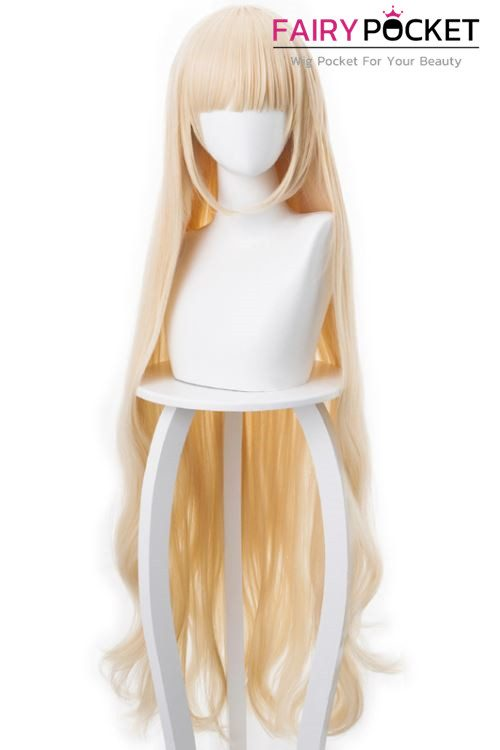 Arknights Nightingale Cosplay Wig