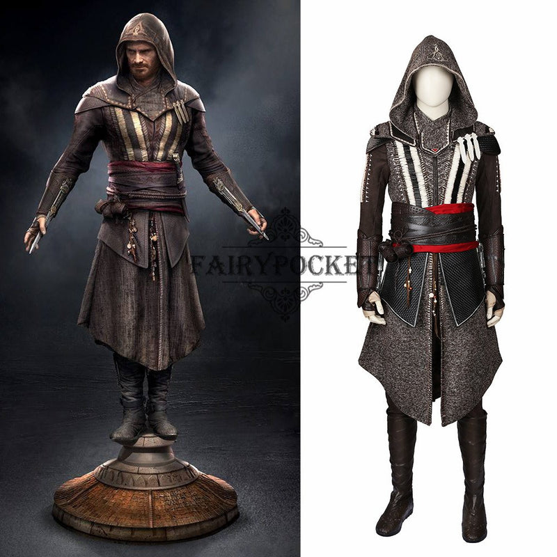 Assassin's Creed Callum Lynch Cosplay Costume