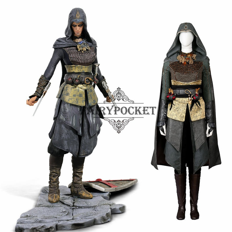 Assassin's Creed Maria Thorpe Cosplay Costume