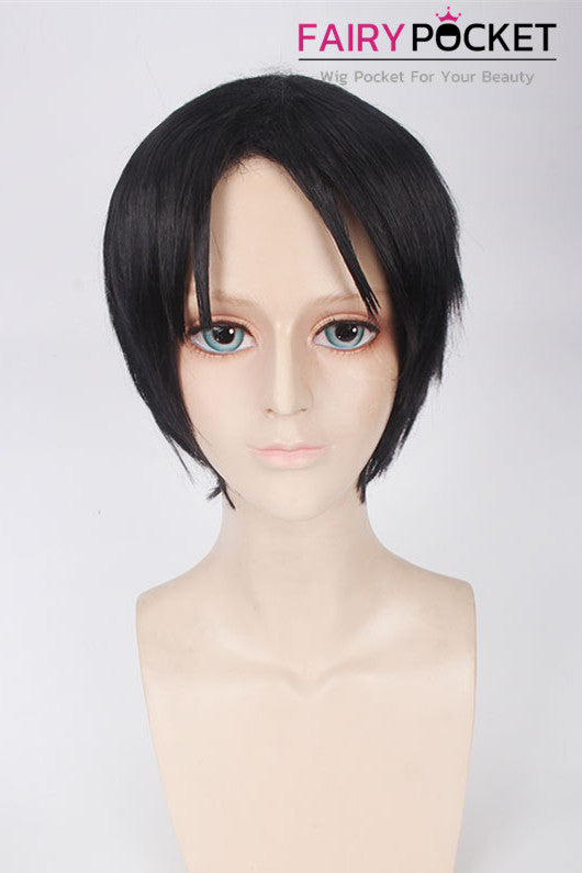 Attack on Titan Eren Jaeger Anime Cosplay Wig