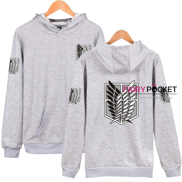 Attack on Titan Hoodie (5 Colors)