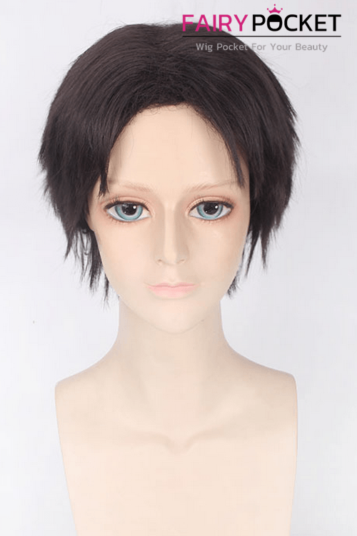 Attack on Titan Levi Ackerman Anime Cosplay Wig
