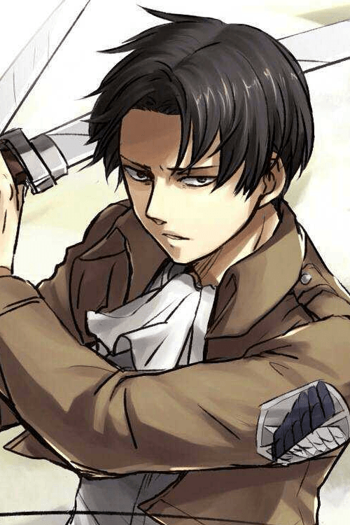 Anime Attack On Titan Levi Anime Wallpapers