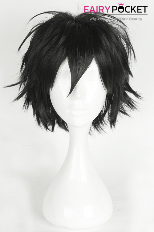 Avatar: the Last Airbender Prince Zuko Anime Cosplay Wig