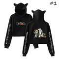 BEASTARS Cat Ear Hoodie (5 Colors)