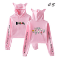 BEASTARS Cat Ear Hoodie (5 Colors) - B